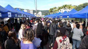 Florianópolis com vagas de empregos na 1ª semana de maio, candidatem-se agora
