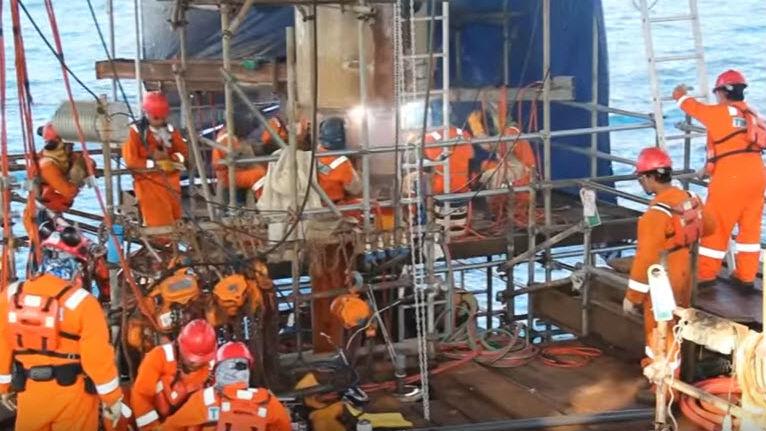 Outra prestadora de serviços nacional do petróleo abriu vagas offshore hoje