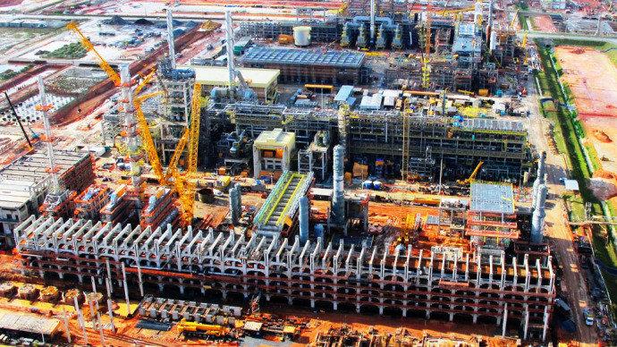 Obras da Comperj estão chegando e 4 empresas brigam ferozmente para assumir a UPGN