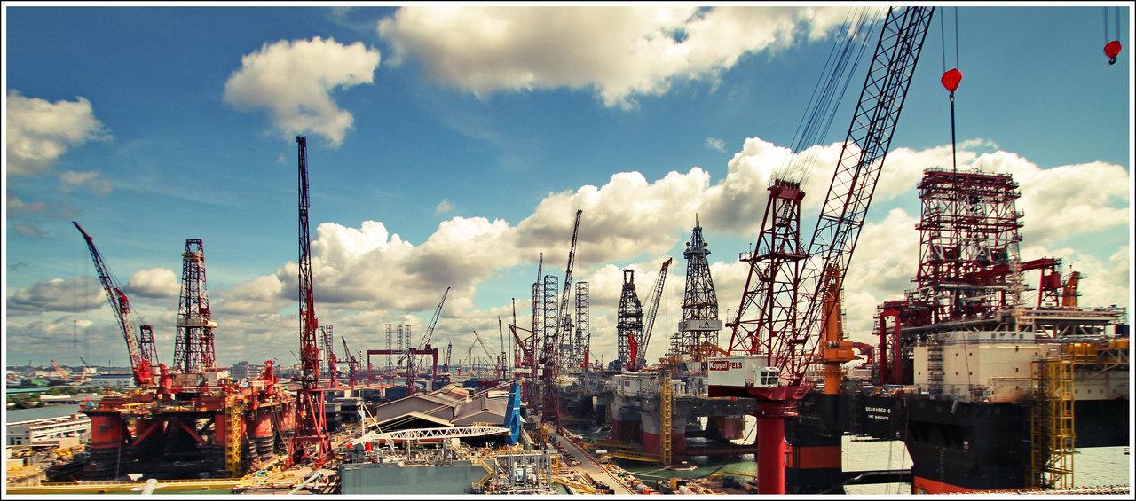 Multinacionais offshore do pré-sal abriram vagas de empregos hoje 06072017