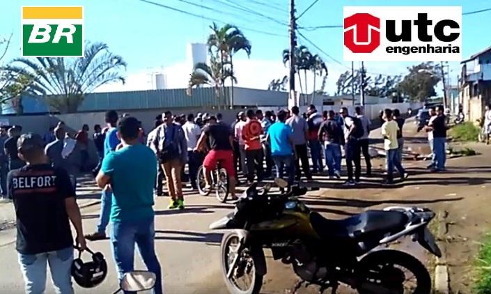 UTC demitem 4000 funcionarios Petrobras