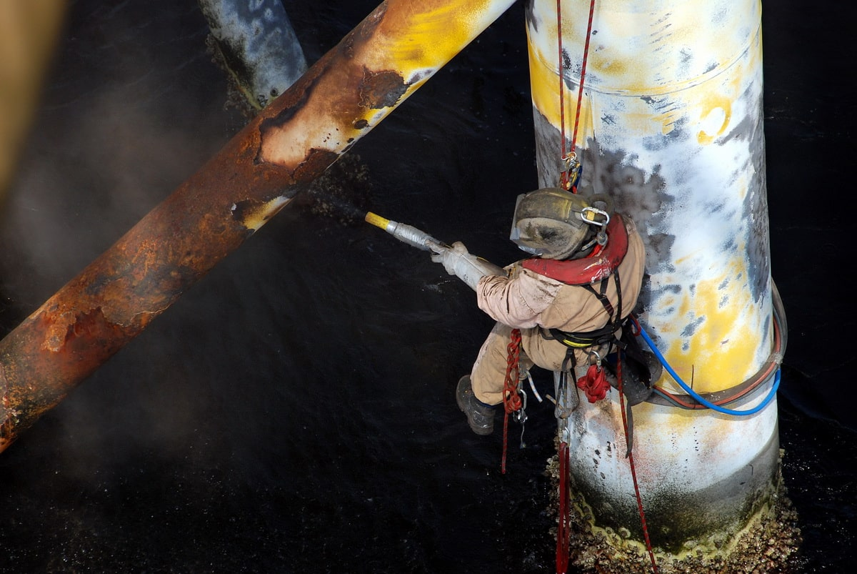 Última forma! Pintores, Hidrojatistas e Técnicos são requeridos no RJ em petroleira