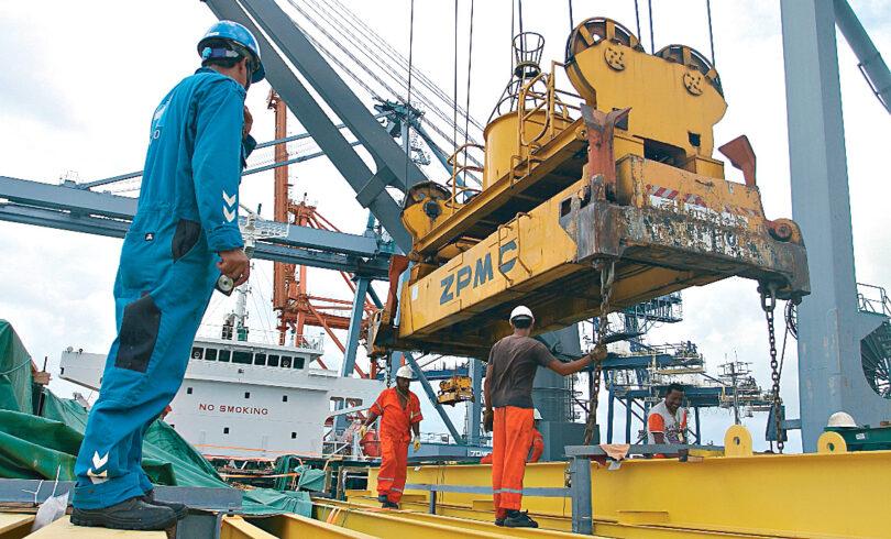 Empresa de recrutamento offshore está pegando na porta em Macaé Leiam toda a matéria