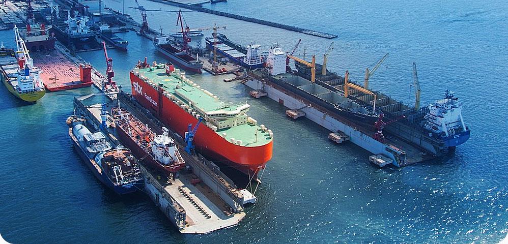 empresa do ramo marítimo contratando