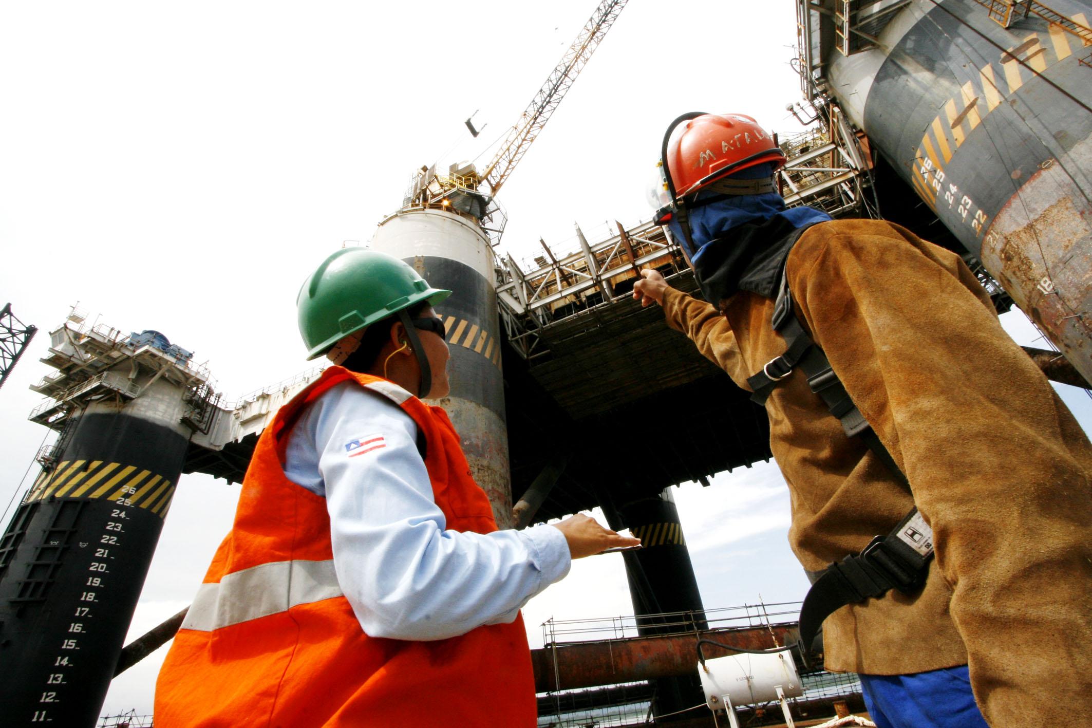 Oportunidades de trabalho na última semana de agosto no ramo da indústria, óleo e gás.