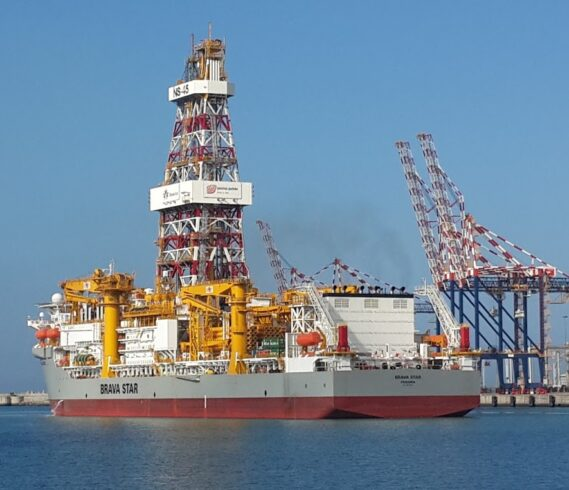 Queiroz Galvão offshore