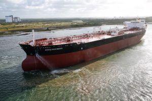 Lançado Pela Transpetro o navio petroleiro
