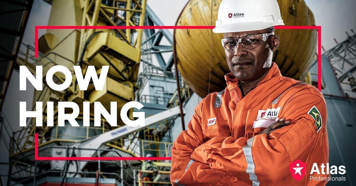 Pronunciamento oficial da empresa em seus portais oficiais de recrutamento divulgadas pela própria Atlas Professionals. Agora é com vocês!