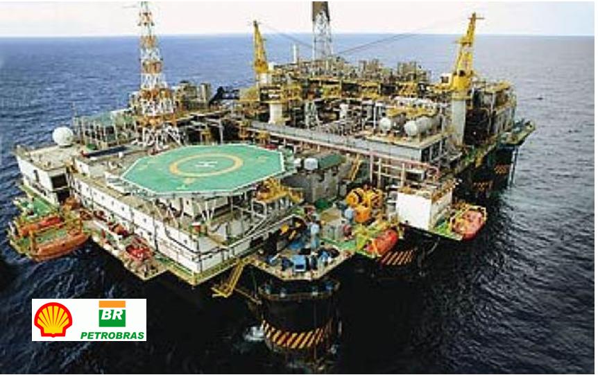 Colaboração entre as Shell e Petrobras