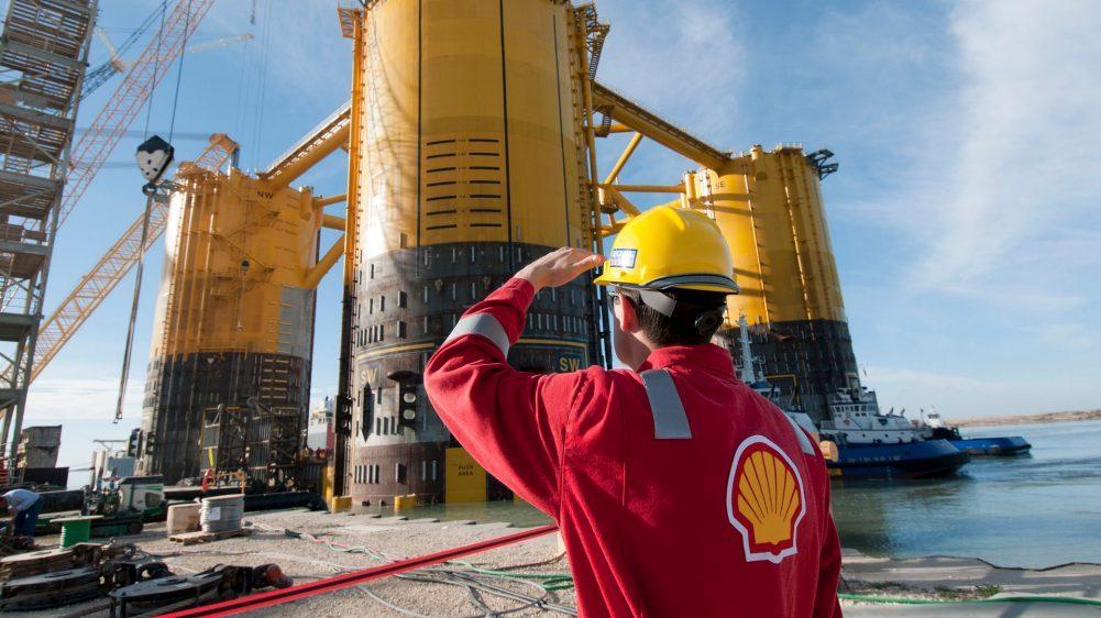 Shell Macaé offshore
