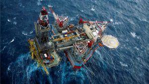 plataforma de petroleo