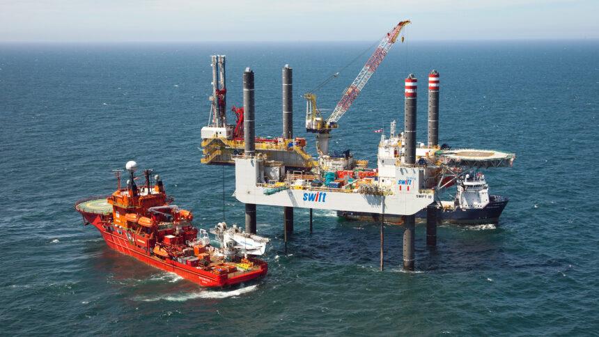 Sem titubear, mandem seus currículos com força para empresa offshore que acabou de ganhar contratos de manutenção