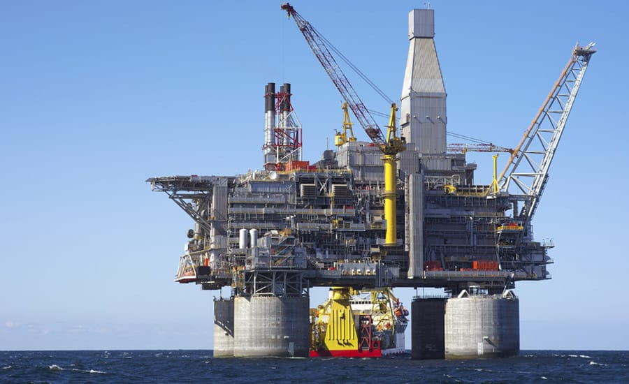 Empresa offshore internacional precisa de funcionários para sonda de perfuração