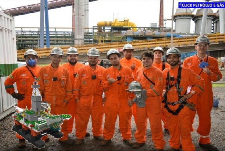 Empresa de manutenção offshore de Macaé ganhou contrato e está recebendo currículos na porta e no e-mail