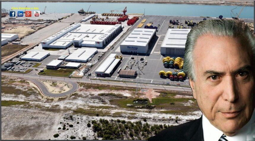 Zona de processamento e exportação