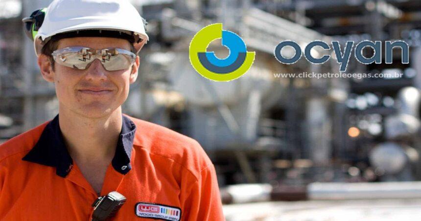 Trabalhe na Ocyan