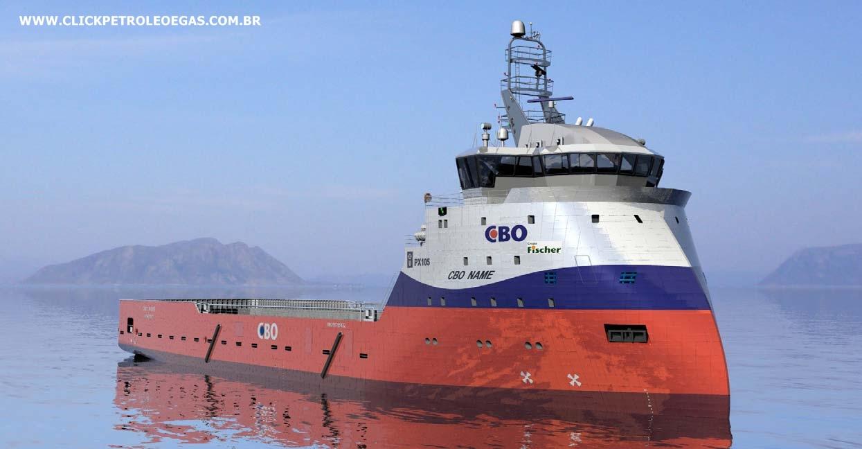 Vagas de empregos para marítimos abertas pelo Grupo CBO