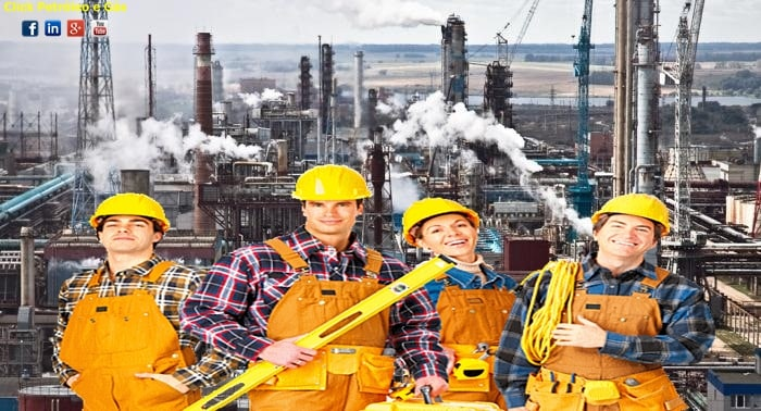 setor industrial, offshore, petróleo e gas