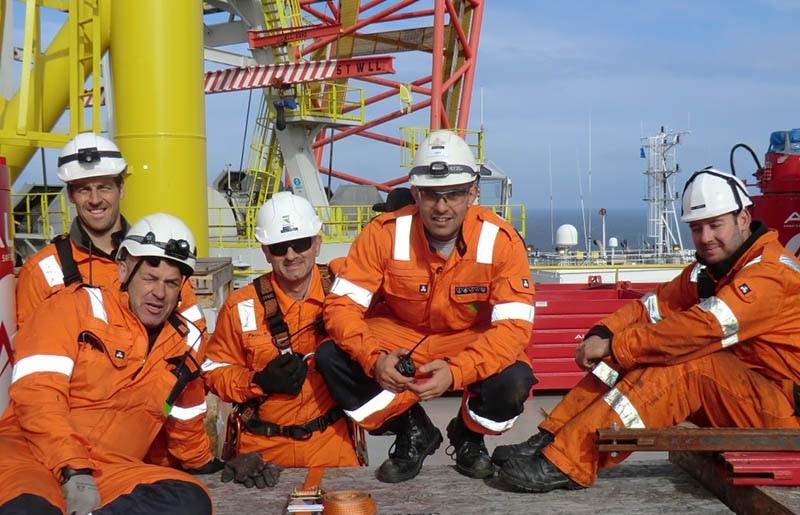 macaé vagas óleo e gas offshore