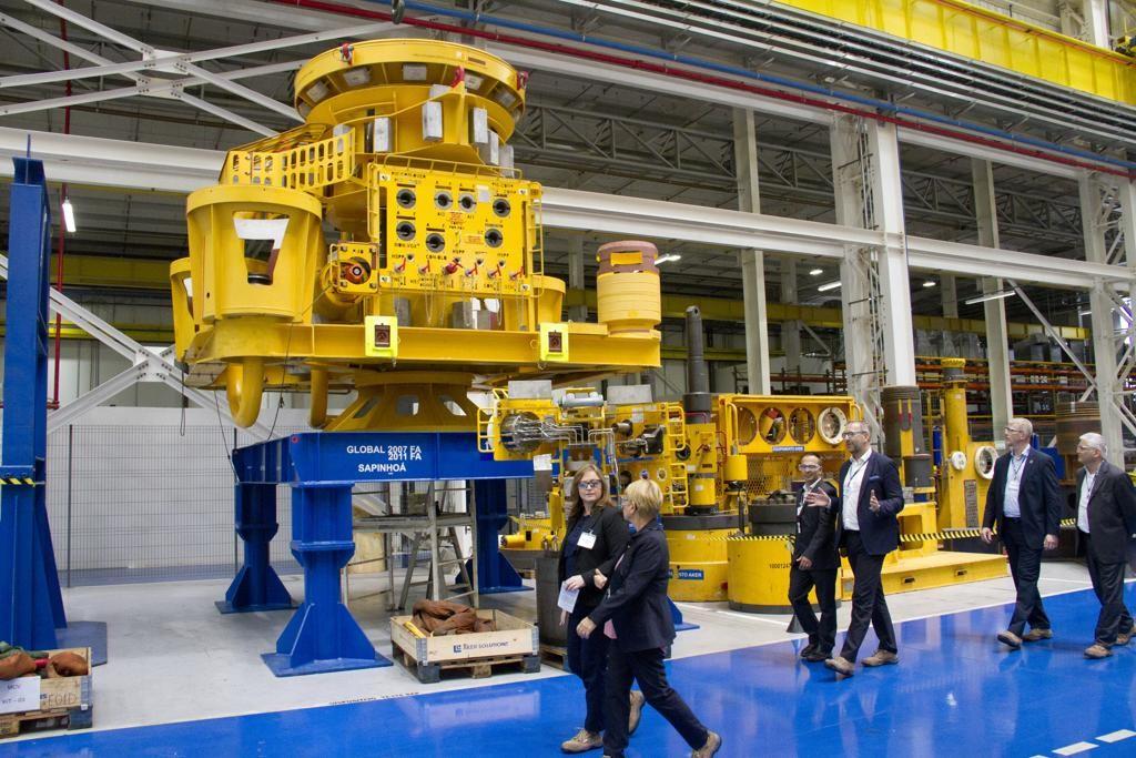 Fabrica da Aker em Curitiba ganha contrato bilionário com a Statoil