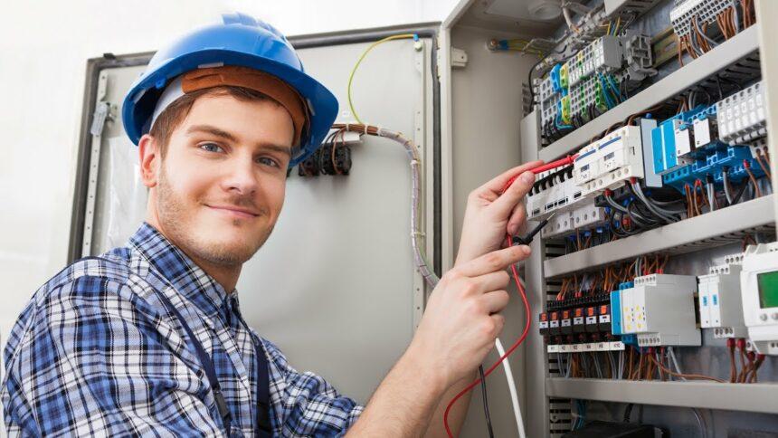 engenharia elétrica vagas em canteiro de obras
