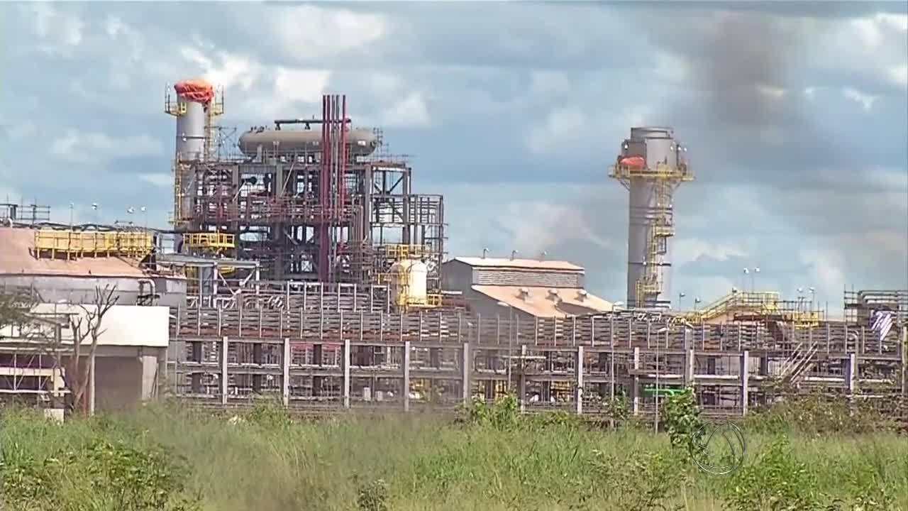 A Acron vence a licitação da Fabrica de Fertilizantes da Petrobras em Três Lagoas. Representantes da empresa já estão no local para acertar os detalhes