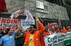 Petroleiros FUP Petrobras