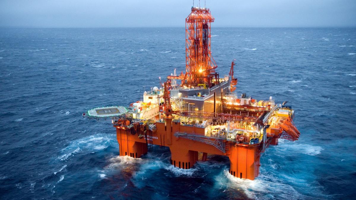 Statoil insaciável licencia mais 5 poços de petróleo