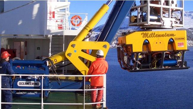 aceaneering offshore macaé petróleo