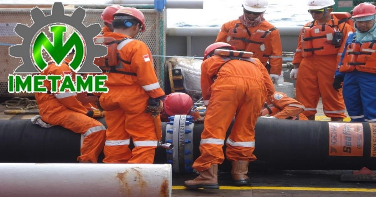 Petróleo Imetame Macaé vagas offshore