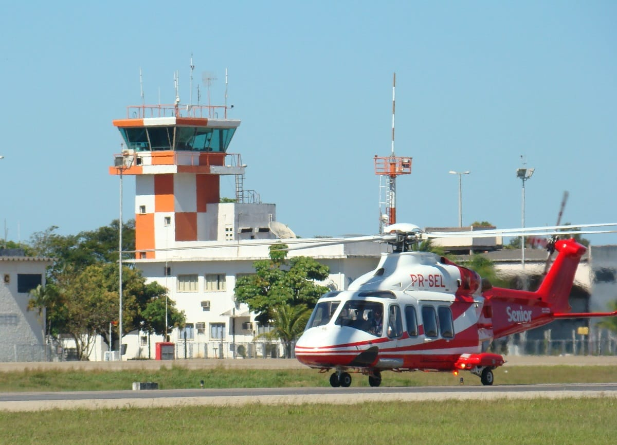 Obras na pista do Aeroporto de Macaé estão liberadas