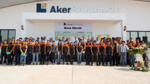 Aker Solutions Macaé offshore Petrobras