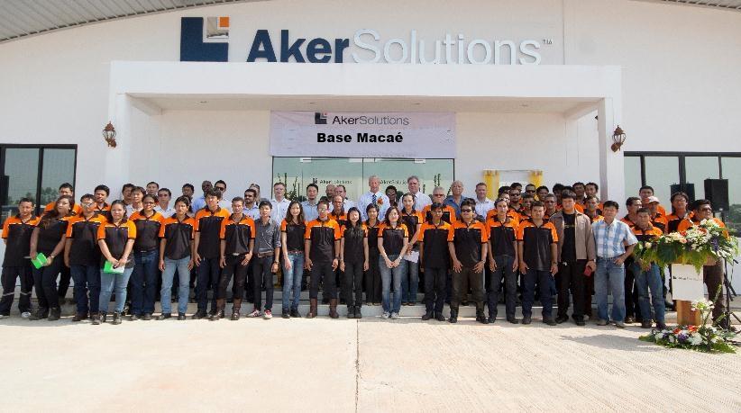 Aker Solutions revela detalhes sobre contratações e expectativas para Macaé