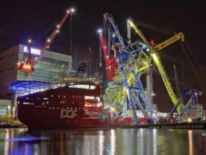 Skandi Recife estaleiro obras naval