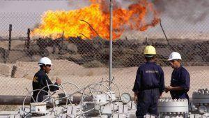 Iraque vagas empresa oleo gas