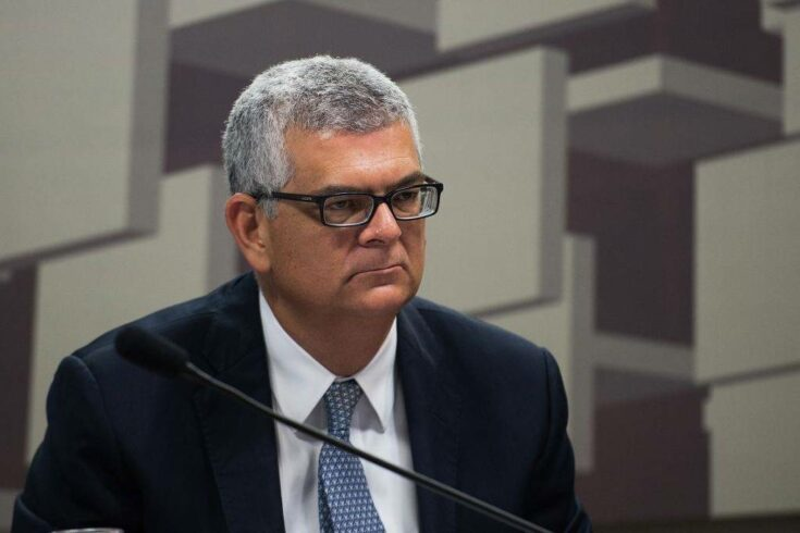 Ivan Monteiro Presidente da Petrobras