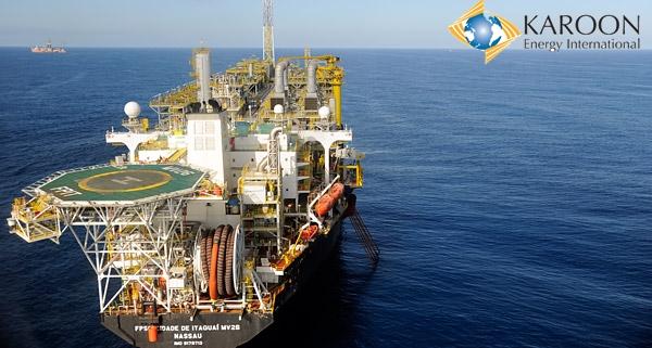Karoon offshsore petróleo