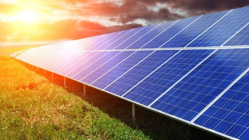 Solar panel Brazil job