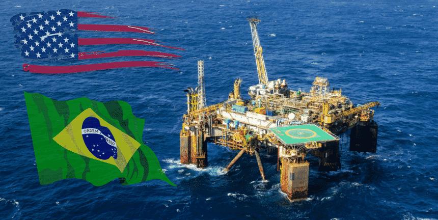 pré-sal estrangeira Brasil petróleo