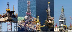 Petróleo Plataformas ANP Petroleira