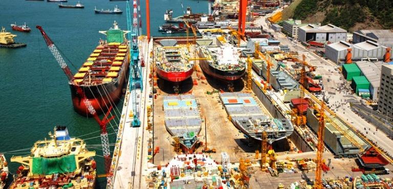 Resultado de imagem para Setor naval do RJ