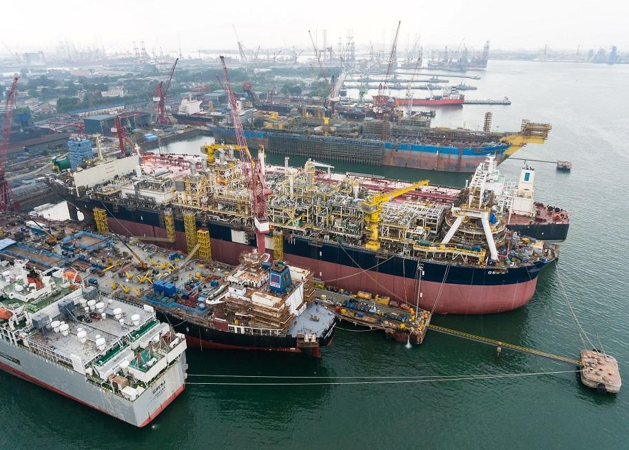 Industria Offshore poderá construir 12 FPSOs por ano em 5 anos