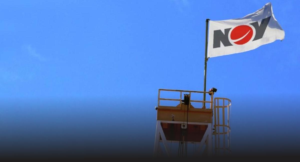 NOVNational-Oilwell Varco, Inc. Finalmente retorna a lucratividade