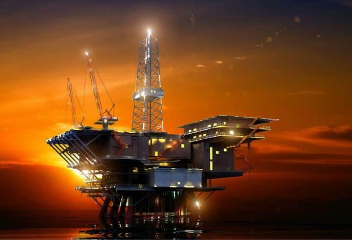 Tecnologias offshore para exploração de O&G