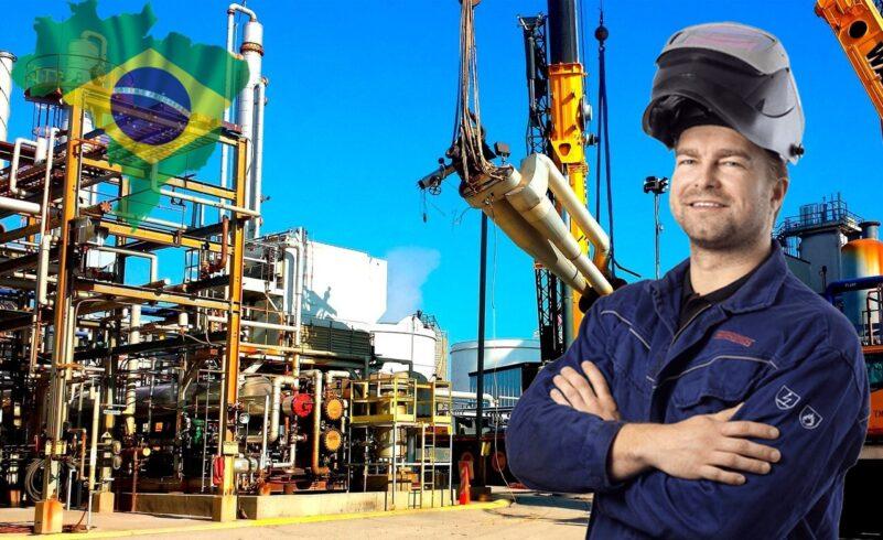 Obras vagas Rio São Paulo Siderúrgica empregos construção