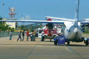 aeroporto macaé offshore empresas vagas negócios