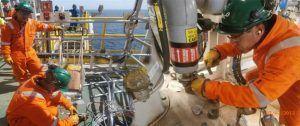 Rip Kaefer macaé mecanico torneiro offshore