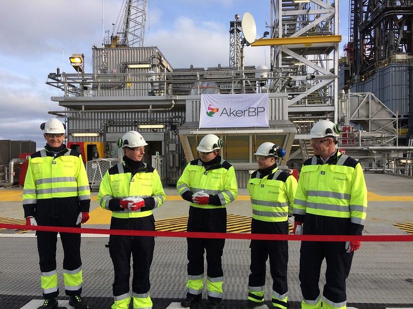 Aker assina contrato de serviço inteligente para operações offshore