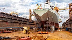 Empresa contratando profissional para Construção Naval