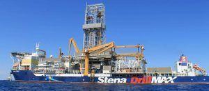 Vagas offshore sonda de perfuração